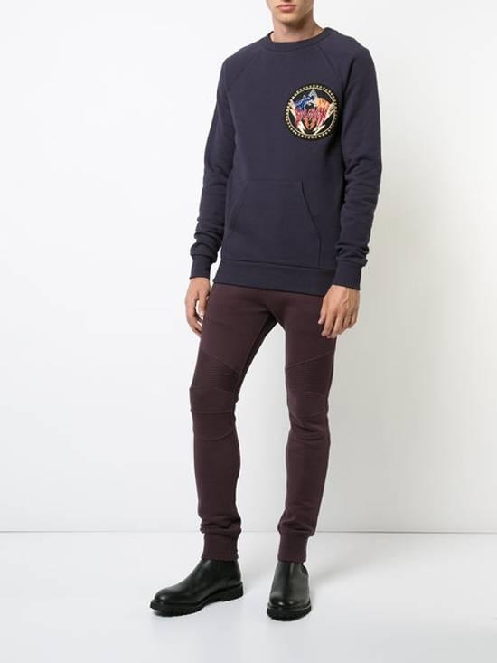 Balmain Balmain Burgundy Sweatpants Large Size US 34 / EU 50 - 2