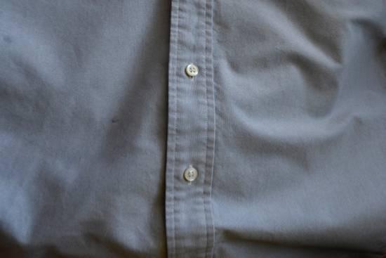 Thom Browne Classic Blue Oxford Shirt Size US L / EU 52-54 / 3 - 5