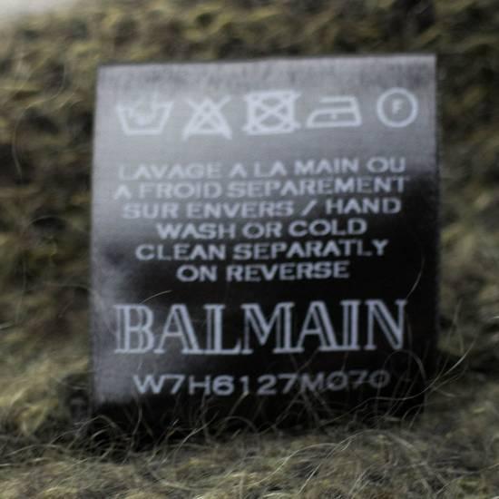 Balmain Camouflage Mohair Blend Jumper Sweater Size M Size US M / EU 48-50 / 2 - 6