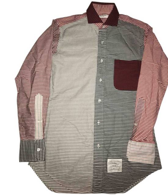 Thom Browne Limited Edition Multicolor Thom Browne Button Down Shirt Size US S / EU 44-46 / 1