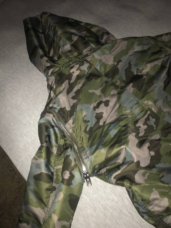 Givenchy Camo Fishtail Parka by Givenchy. Rare. Sold out. Size US M / EU 48-50 / 2 - 2