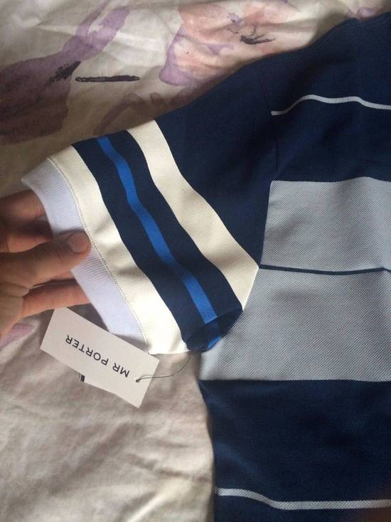 Givenchy Givenchy Authentic $750 Columbian Fit Striped Pique Polo Shirt Size XS Brand New Size US XS / EU 42 / 0 - 6
