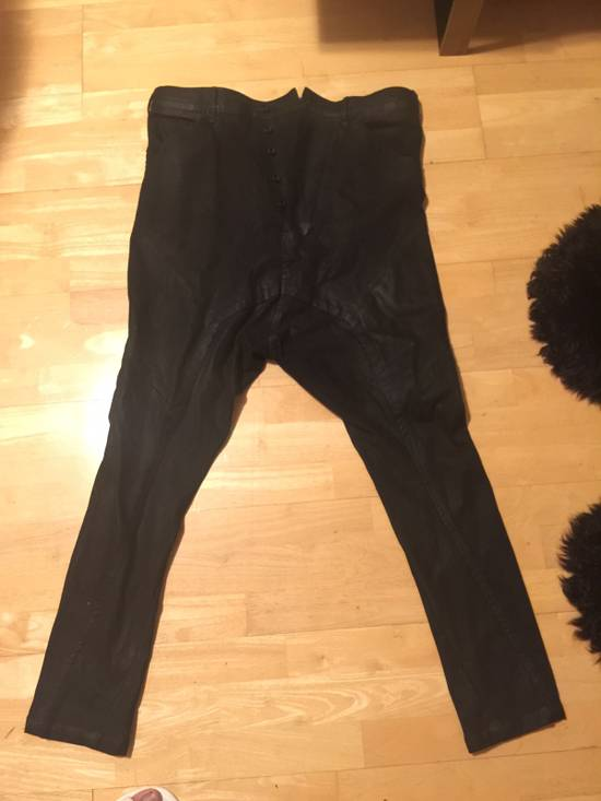 "Julius Coated Knit denim pants ""prism;"" Size US 34 / EU 50 - 2"