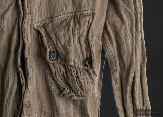 Julius wrinkled metal fiber jacket Size US S / EU 44-46 / 1 - 2