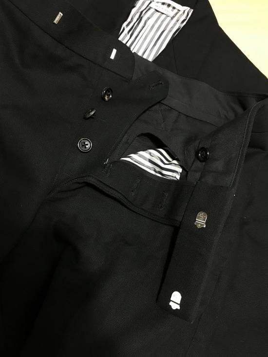 Thom Browne Thom Browne Tb Suit Full Set Jacket And Pants Size US XXS / EU 40 - 7