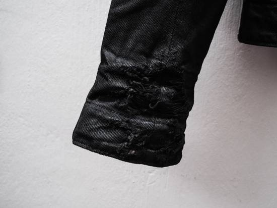 Julius NOS 09 F/W Destroyed Waxed Jacket Size US S / EU 44-46 / 1 - 9