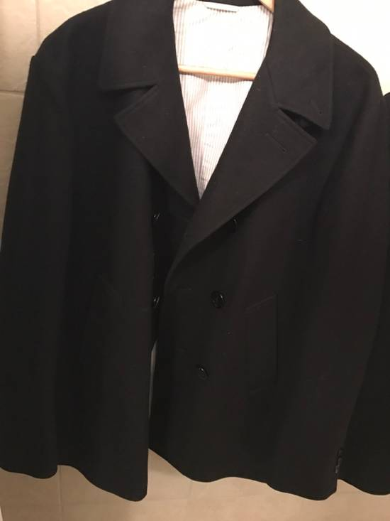Thom Browne Double Breasted Peacoat Size US L / EU 52-54 / 3