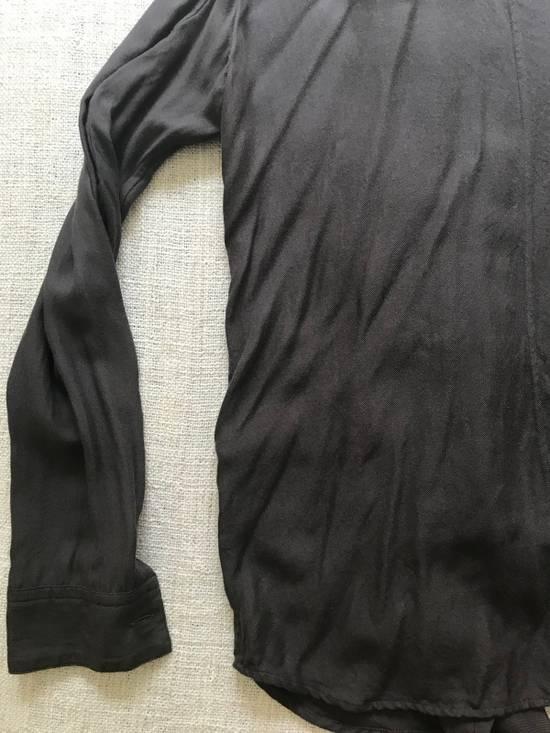Julius AW16 charcoal with angle edge at bottom shirt Size US S / EU 44-46 / 1 - 7