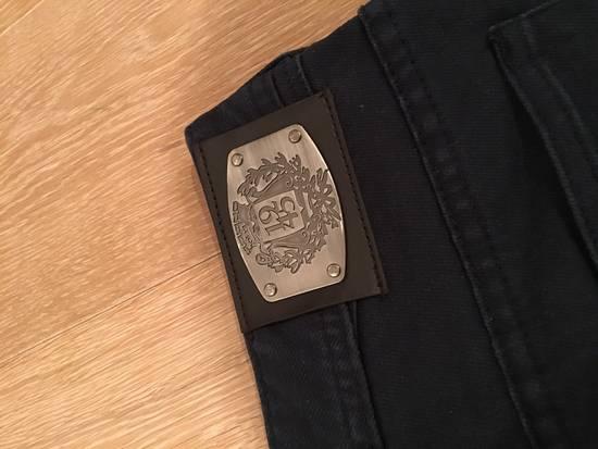 Balmain Dark Blue Jeans by Balmain Size US 31 - 3