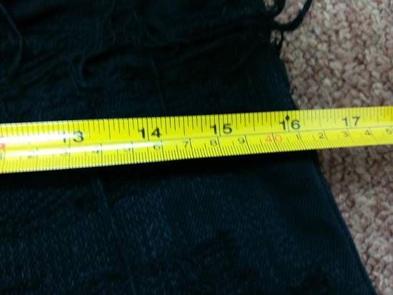 Undercover AW05 'Arts&Crafts' 85 Denim - Size 1 Women Size US 26 / EU 42 - 5