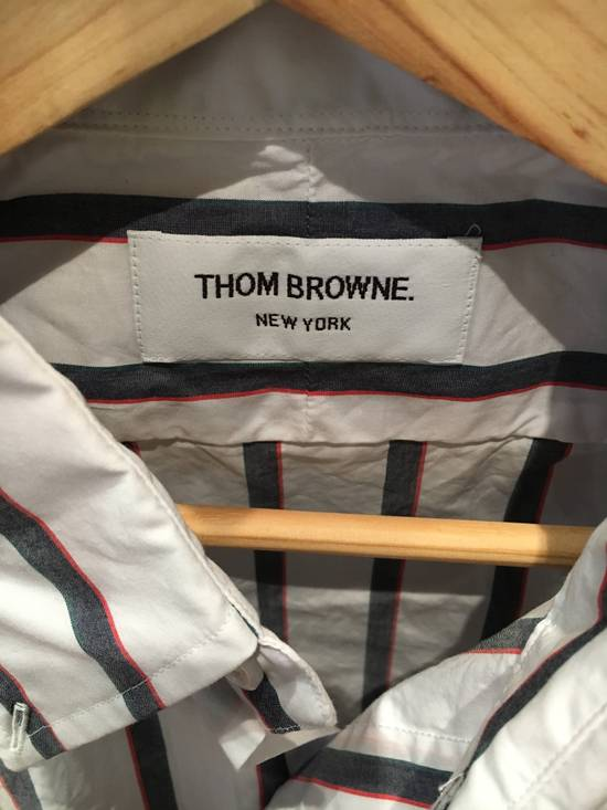 Thom Browne Long sleeve stripped shirt Size US M / EU 48-50 / 2 - 2