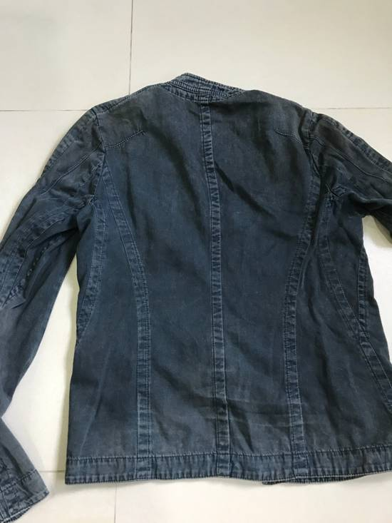 Julius SS12 vintage blue gray denim jacket Size US M / EU 48-50 / 2 - 9
