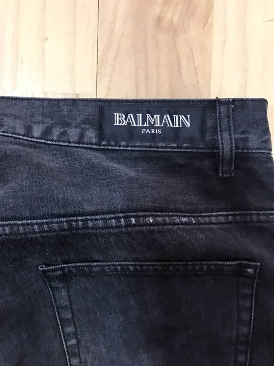 Balmain Skinny Denim Size US 33 - 4