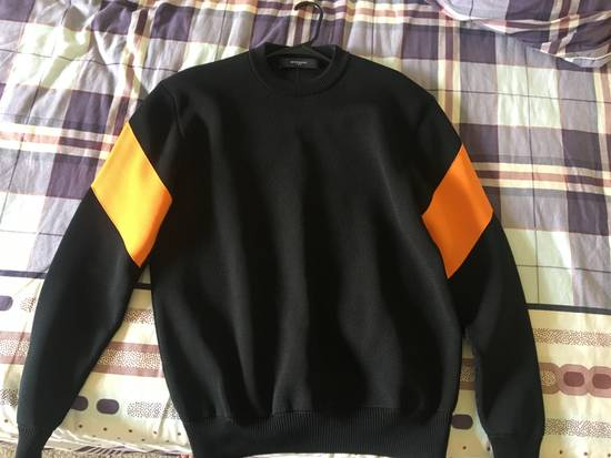 Givenchy TWO TONE JAPANESE KNIT SWEATER Size US XS / EU 42 / 0 - 3
