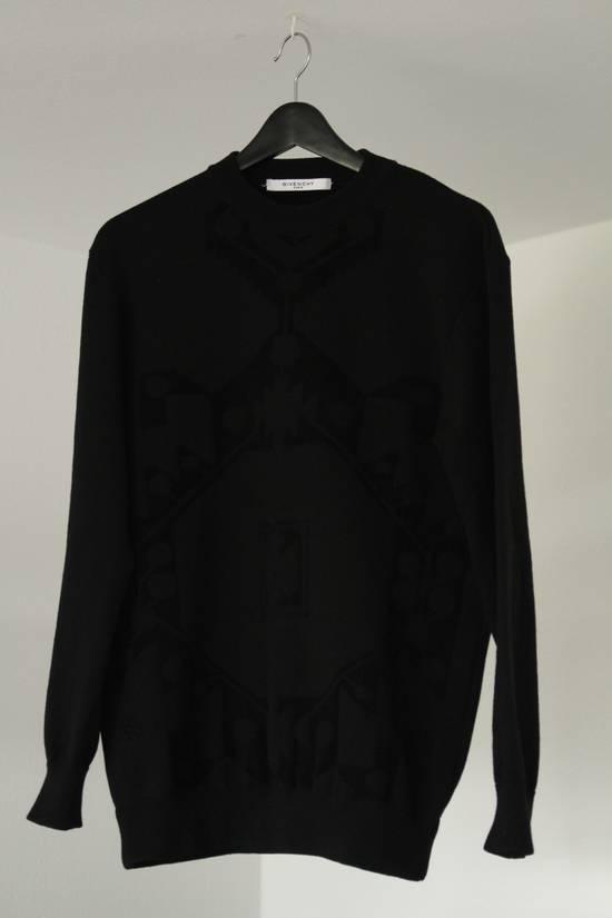 Givenchy F/W 15 Geometric Sweater Size US M / EU 48-50 / 2