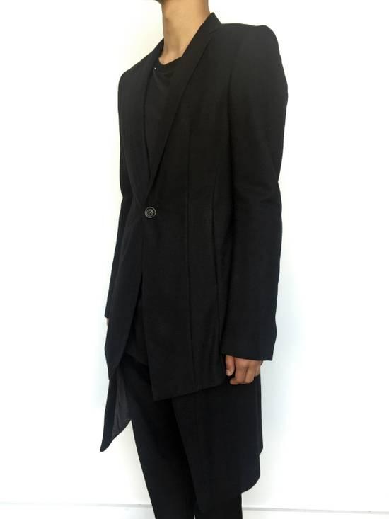 Julius Angora Double Layer Skirted Blazer Size 46R