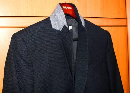 Dries Van Noten luxury blazer sportcoat wool cotton mix Size 38R - 4