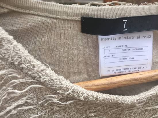 Julius AW08 Destroyed Cotton Sweater Size US S / EU 44-46 / 1 - 3