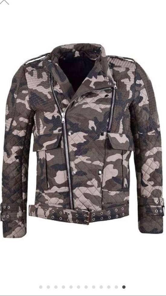Balmain Raccoon Fur Hooded Jacket Size US M / EU 48-50 / 2 - 4