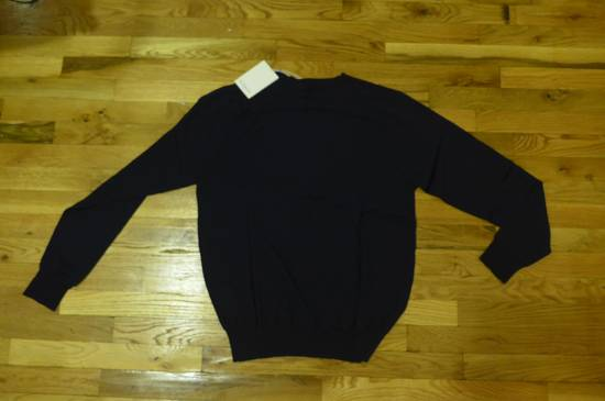 Givenchy GIVENCHY NWT NAVY WOOL SWEATER SIZE L Size US L / EU 52-54 / 3 - 5
