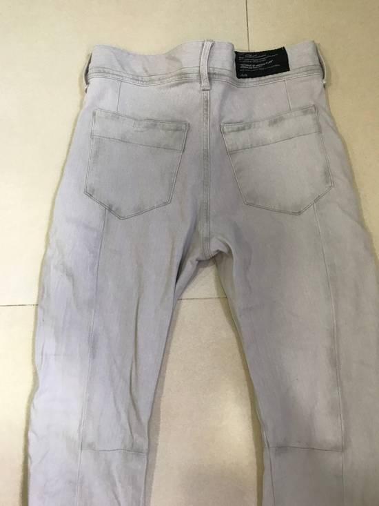 Julius SS13 curved denim jeans Size US 32 / EU 48 - 12