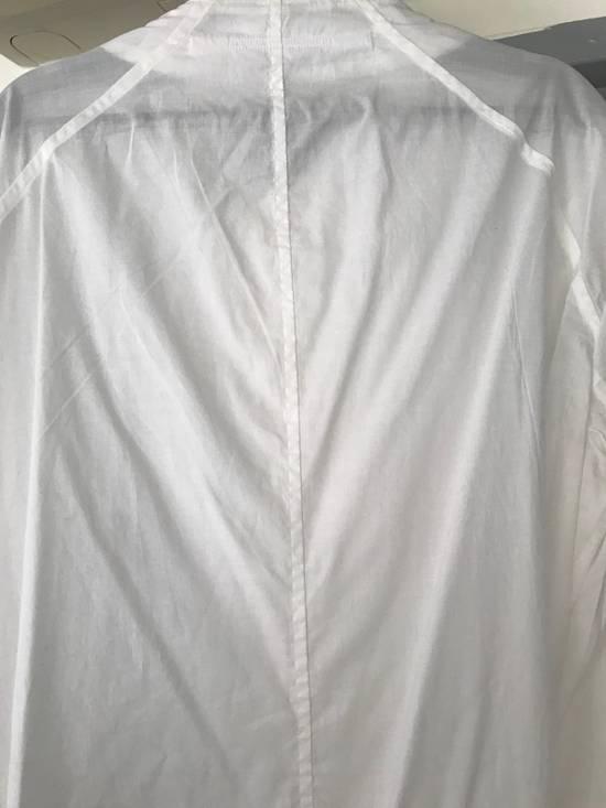 Julius SS16 long shirt with no collar Size US L / EU 52-54 / 3 - 7