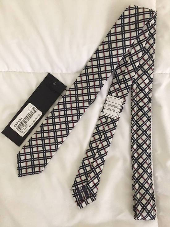 Thom Browne Thom Browne Tie Size ONE SIZE - 1