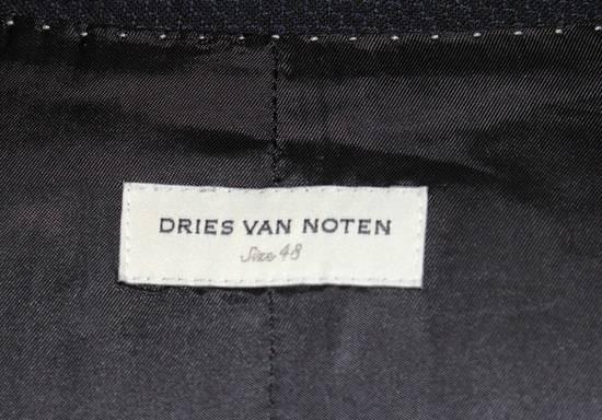 Dries Van Noten luxury blazer sportcoat wool cotton mix Size 38R - 8