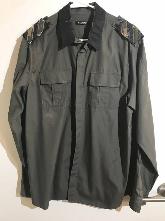 Balmain Military Shirt Size US S / EU 44-46 / 1