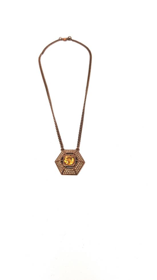 Givenchy Brown necklace Size ONE SIZE - 2