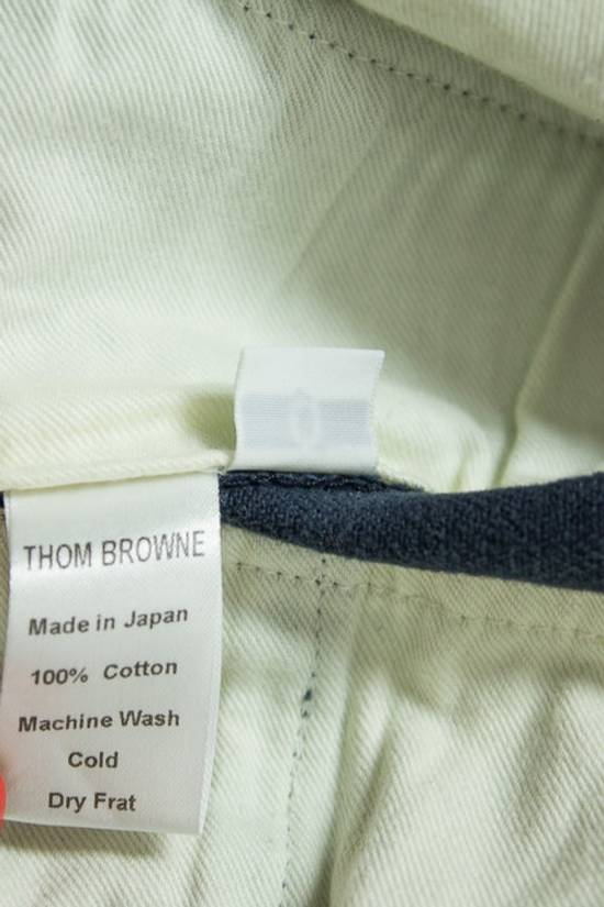Thom Browne Navy Blue Cropped Pants Size US 29 - 6