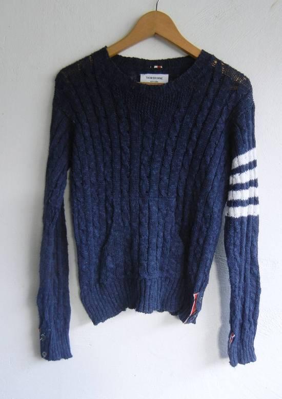Thom Browne Thom Browne New York Navy Knitwear Size 1 Size US S / EU 44-46 / 1 - 4