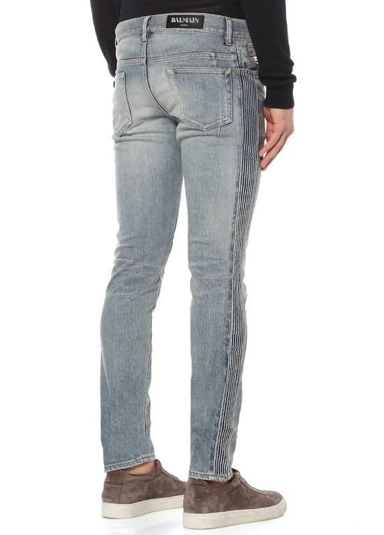 Balmain Side Detail Jeans Size US 32 / EU 48 - 2