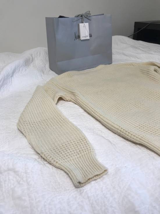 Givenchy Givenchy Off White Beige Sweater Size US L / EU 52-54 / 3 - 4