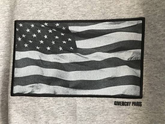 Givenchy american flag printed cuban fit grey Size US S / EU 44-46 / 1 - 1
