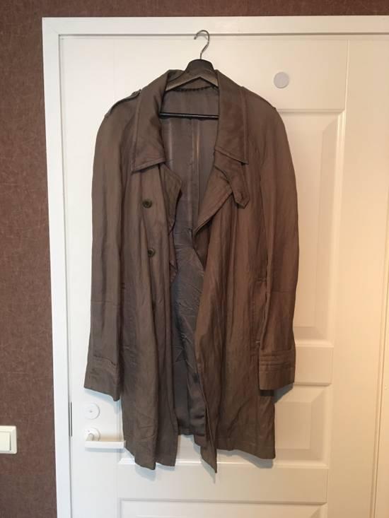 Julius AW07 Khaki light coat Size US M / EU 48-50 / 2 - 1