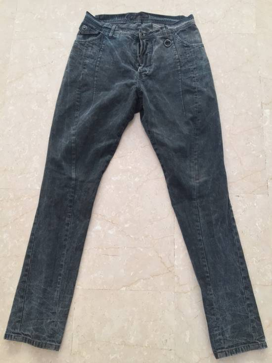 Julius Dark Blue Jeans Size US 32 / EU 48