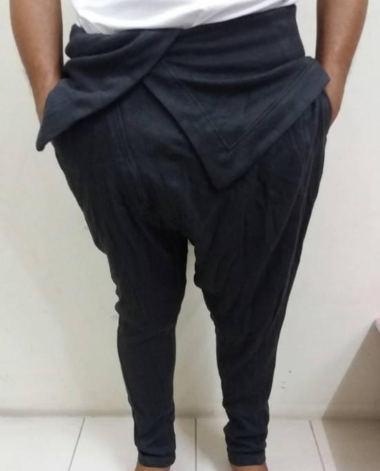 Julius Last Drop Before Delate...MA Julius Fall Winter 2012-2013 Collection/ skinny fit bondage pants style Size US 34 / EU 50