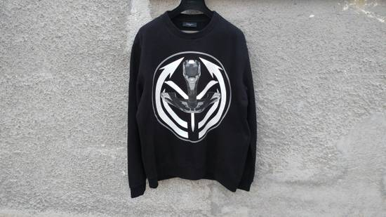 Givenchy Givenchy Tribal Occult Target Print Rottweiler Shark Stars Men's Sweater size XL Size US XL / EU 56 / 4
