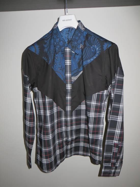 Givenchy Paisley check-print shirt Size US M / EU 48-50 / 2