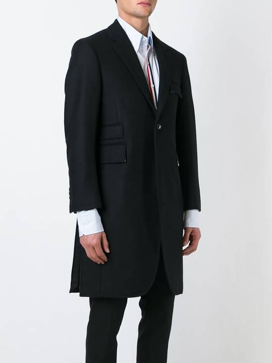Thom Browne whale turtle line black coat Size US S / EU 44-46 / 1 - 11