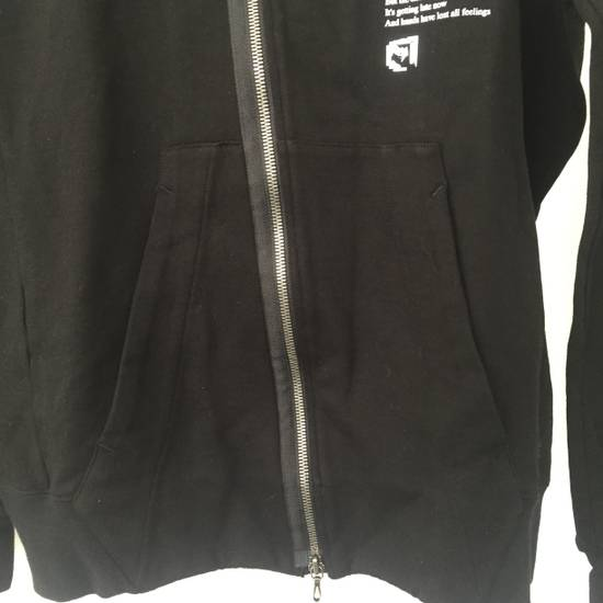Julius Dust zip up hoodie s/s2017 (BNWT) Size US S / EU 44-46 / 1 - 6
