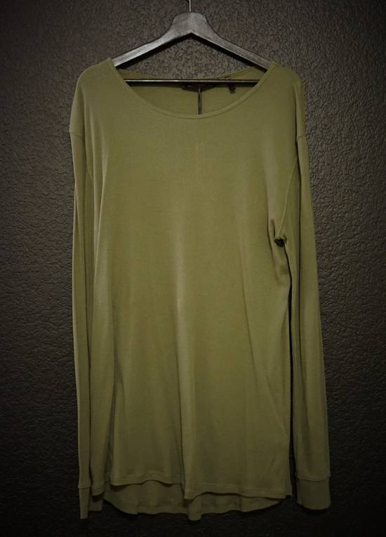 Balmain olive long sleeve Size US L / EU 52-54 / 3