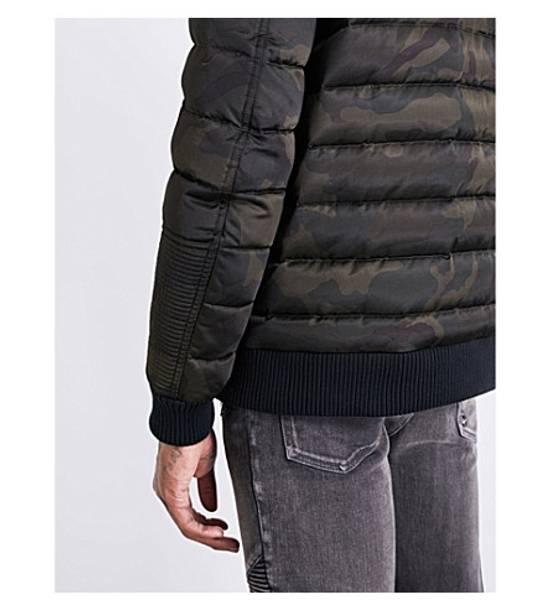 Balmain Camouflage-print shell-down puffer jacket Size US M / EU 48-50 / 2 - 4