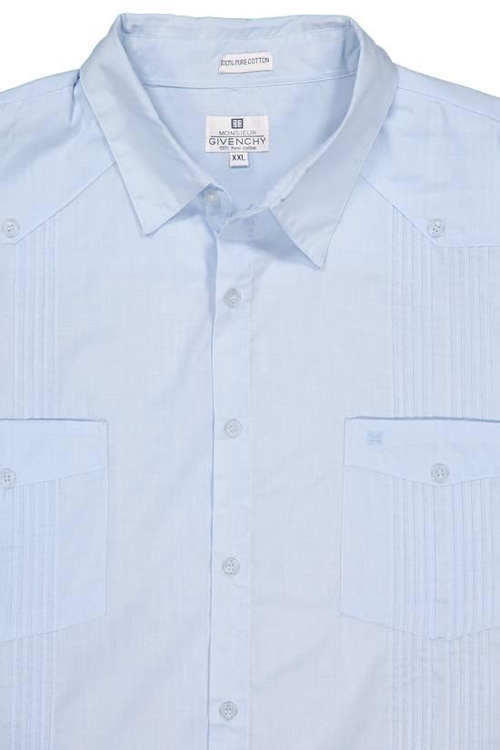 Givenchy Givenchy Light Blue Dress Shirt Size US XXL / EU 58 / 5 - 1