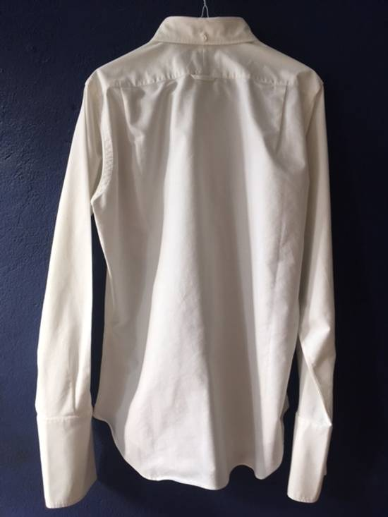Thom Browne BRAND NEW FRENCH CUFF SHIRT Size US L / EU 52-54 / 3 - 6
