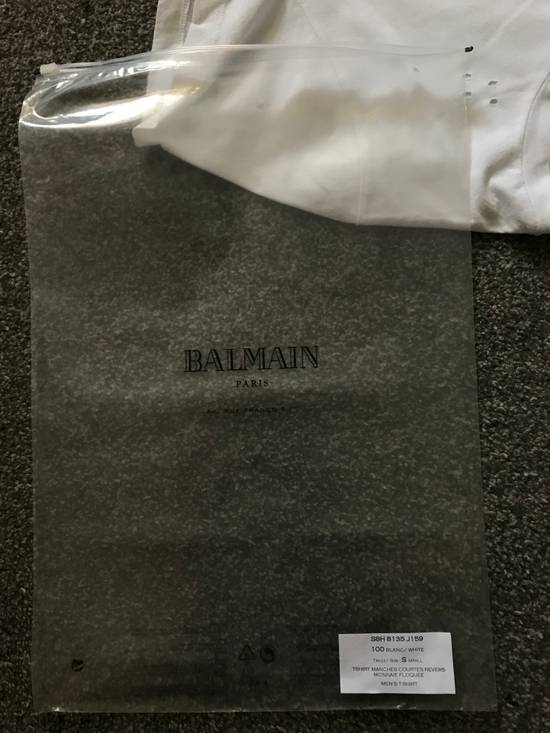 Balmain SS18 Logo Print T-Shirt Size US S / EU 44-46 / 1 - 6