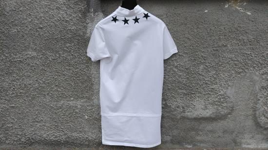 Givenchy Givenchy Star Print Extended Hem Rottweiler Shark Polo Shirt T-shirt size XS (S) Size US S / EU 44-46 / 1 - 6
