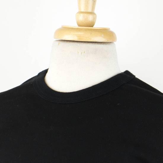 Julius 7 Men's Black Cotton '1984' Crewneck Sweater Size 3/M Size US M / EU 48-50 / 2 - 3