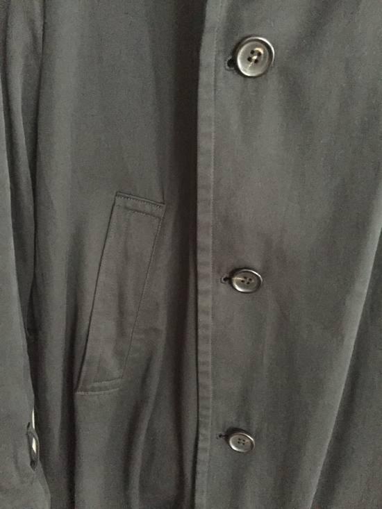 Julius Silk Blend Trench Coat Size US L / EU 52-54 / 3 - 3